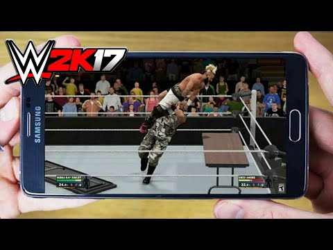 How To Download wwe 2k17 On Android Device For Free