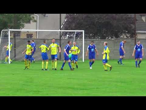 Crossgates Primrose V Bo'ness United Match Highlights 1/9/18