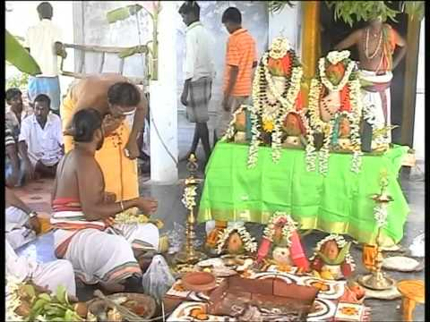 SRI NATARAJA SWAMY PRATHISTAI 2012 PART1