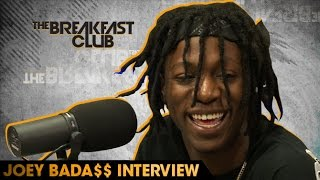 Video Joey Bada$$ Interview With The Breakfast Club (8-12-16) MP3, 3GP, MP4, WEBM, AVI, FLV Juni 2018