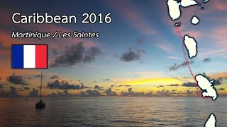 Compilation of videos shot on dives around Martinique and Iles des Saints in the Caribbean, 22nd Oct - 4 Nov 2016. Shot with a...