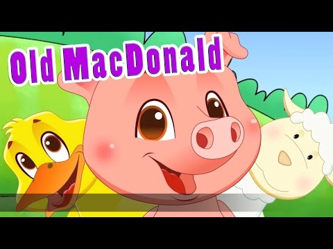 With lyrics - Visit http://www.EFlashApps.com for top ranked apps, music & videos! Old MacDonald Had A Farm E-I-E-I-O with Lyrics - Animated Song from Album Nursery Rhymes...