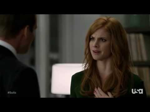 Donna and Harvey - Suits 02X16