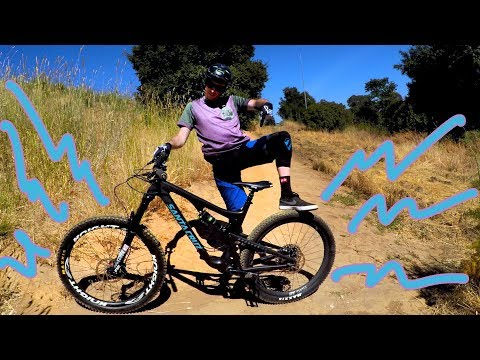 Bringing the Bronson Back to Life | Mountain Biking with Paul the Punter