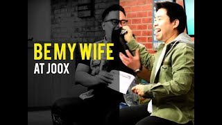 Billy Simpson Ft. Aji Sabha - Be My Wife On JOOX