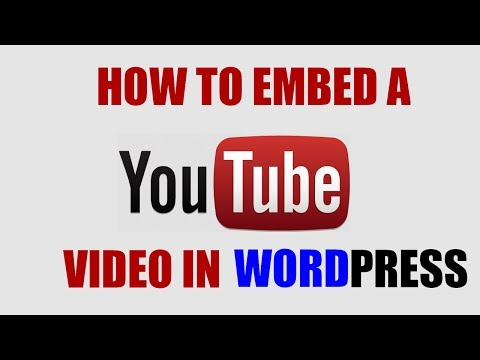 how to embed wordpress into website