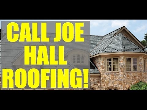 Call Joe Hall Roofing | Fort Worth's Best Roofers At 817-274-6777 | Joe Hall Roofing Fort Worth