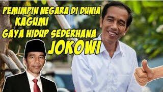 Video Inilah 5 Gaya Hidup Sederhana Jokowi yang Dikagumi Pemimpin Negara di dunia MP3, 3GP, MP4, WEBM, AVI, FLV September 2018