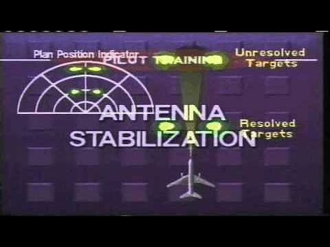 Weather Radar Pilot Training DVD