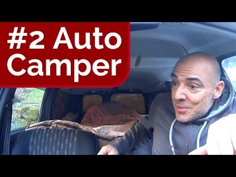 Camping-Ausrüstung und Tipps - Auto als Wohnmobil #2   Camping Praxis