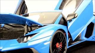 AUTOart Lamborghini Aventador LP750 4 SV