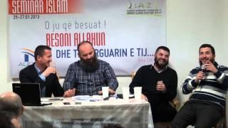 Mënyra e të Falurit në Xhamia ku krijohet huti - Ahmed Kalaja, Enes Goga, Bekir Halimi