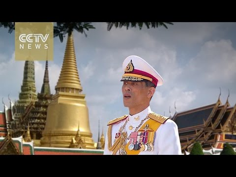 Discussion: New Thailand king rising CCTV (Video)