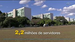 O governo vai anunciar mais uma medida para cortar gastos. Um programa de demissão voluntária espera a adesão de cinco mil servidores.