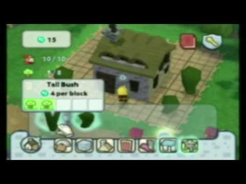 preview-MySims Kingdom Game Review (Wii) (Kwings)