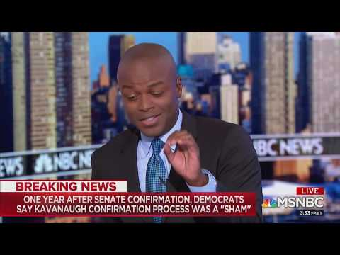 Kurt Bardella on MSNBC -- Kavanaugh Should Be Impeached But GOP Will Protect Him