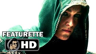 ASSASSIN'S CREED - Building The World Featurette (2016) Michael Fassbender Ubisoft Movie HD by JoBlo Movie Trailers