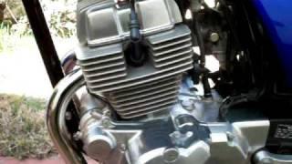 7. Honda nighthawk 250 Santa Rosa La Pampa.
