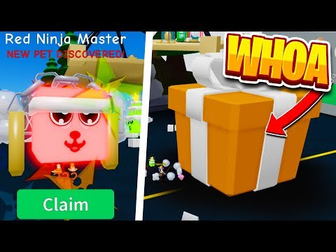 CONSTRUCTION UPDATE NEW BEST PET! | Unboxing Simulator