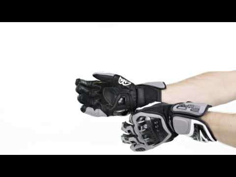 Berik 10397 Motorcycle Gloves