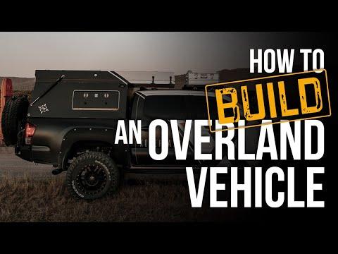How We Build an Overlanding Vehicle: Proven Gear & Tactics #6