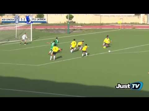 Preview video <strong>Coppa Puglia: passa il LATERZA</strong>