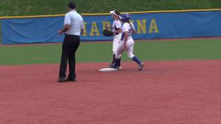 Play of the Game - Softball vs. AQ