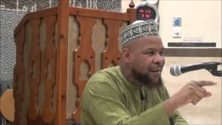 The Foundations of the Sunnah   Lesson 7   Abu Usamah at Thahabi   HD