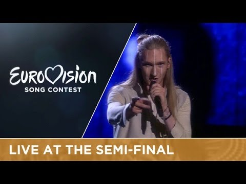 IVAN - Help You Fly (Belarus) Semi-Final 2 of the 2016 Eurovision Song Contest (видео)