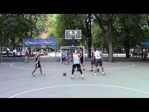 Видеозаписи игр турнира по баскетболу 3х3