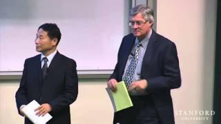 Stanford Seminar - SiGan Peng, Green Tech In Marine Transportation