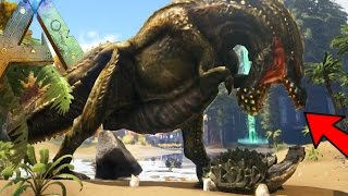 Ark Survival Evolved - INSANELY EPIC NEW MONSTERS!! GAME CHANGER! (Ark Survival Gameplay)