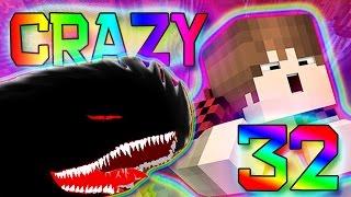 Minecraft: NIGHTMARE BOSS MOB! Crazy Craft 2.0 Modded Survival w/Mitch! Ep. 32 (Crazy Mods)