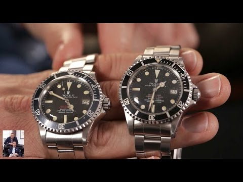 Rolex Vintage Sea Dweller Double Red Ref.1665 – Rolex Taucheruhren Für Profis [english Subtitles]