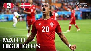 Video Peru v Denmark - 2018 FIFA World Cup Russia™ - Match 6 MP3, 3GP, MP4, WEBM, AVI, FLV Agustus 2018