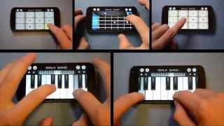 Walk Band - Multitracks Music YouTube video