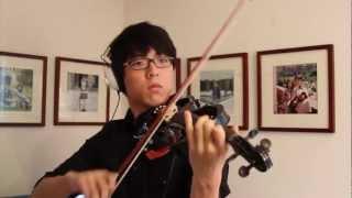 Video Canon Rock violin Cover - Jung sung ahn MP3, 3GP, MP4, WEBM, AVI, FLV Juli 2018