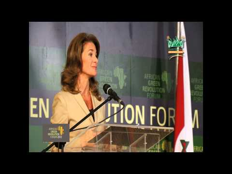 Melinda Gates Speech - full version Part 1