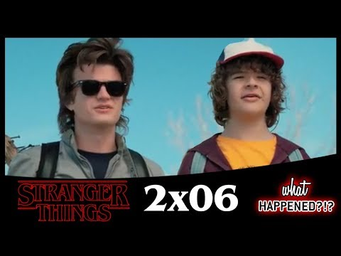 "STRANGER THINGS 2x06 Recap: ""The Spy"" (Season 2 Episode 6) 