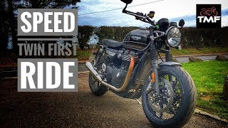 3. 2019 Triumph Speed Twin Review