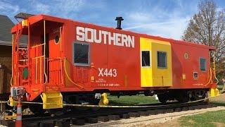 Erlanger (KY) United States  city photos gallery : $60,000 Caboose Restoration & 2 Trains At Erlanger Ky