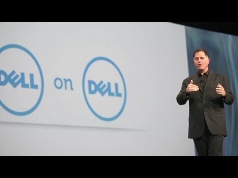 Michael Dell's journey to take back Dell