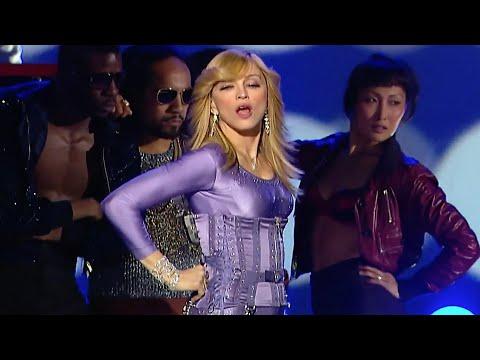 Madonna - Hung Up (Live at the 2006 Grammy Awards)