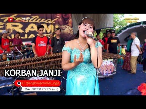 Video KORBAN JANJI - Angklung Carehal ft Yuna - Festival Jerami Banjarejo 2018 (Angklung Malioboro) download in MP3, 3GP, MP4, WEBM, AVI, FLV January 2017