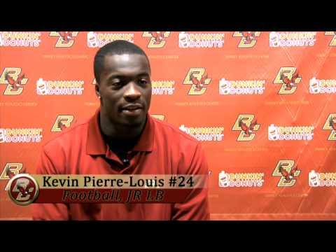 Kevin Pierre-Louis Interview 9/13/2012 video.