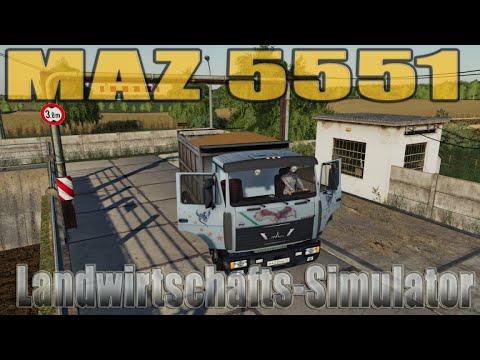 MAZ 5551 v1.0.0.0