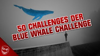 Video Die 50 Challenges der BLUE WHALE Challenge! MP3, 3GP, MP4, WEBM, AVI, FLV Agustus 2018