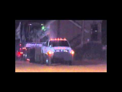 Truck pull ends in disaster