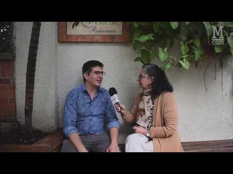 Hernán Tobón, coordinador gastronómico fundación Patrimonio para el Desarrollo.