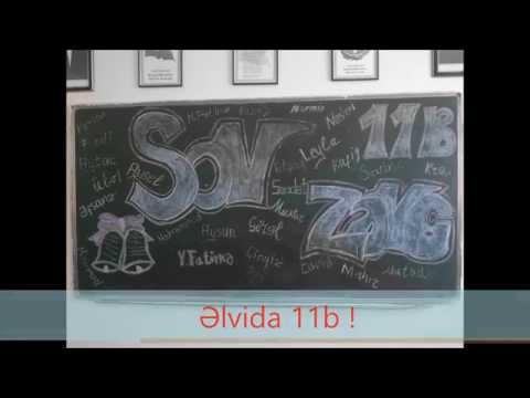 322 №li mekteb 11b - Son Zeng ( 2003 - 2014 )
